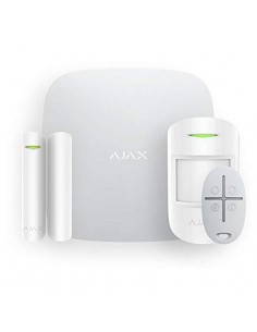Ajax Hub Kit Plus - Sistema di allarme wireless Wi-Fi