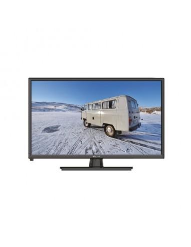 """TV LED 22"""" FULL HD DIGITALE TERRESTRE E SATELLITARE - DVB-T2 E DVB-S2 - BOLVA"""